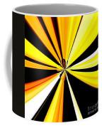Abstract Tiger Art Coffee Mug