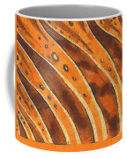 Abstract Tiger Stripes Coffee Mug