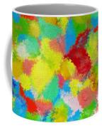 Abstract  Twenty  Of  Twenty  One Coffee Mug