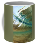 Abstract Underwater 2 Coffee Mug