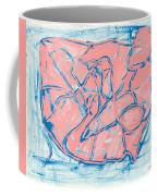 Abstract Us Coffee Mug