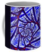Abstract Window Design Coffee Mug