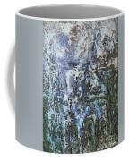 Abstract Winter Landscape Coffee Mug