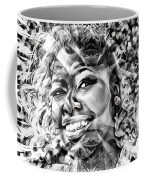 Abstracted Lady Coffee Mug