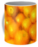 Abstracted Oranges Coffee Mug