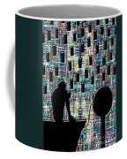 Abstraction 104 Coffee Mug by Patrick J Murphy