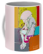 Abstraction 113 Coffee Mug
