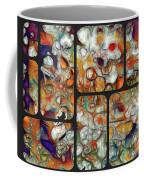 Abstractionnel -29a02 Coffee Mug