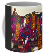 Abstracts 14 - The Deep Dark Woods Coffee Mug