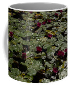Abundance In Crimson  Coffee Mug