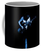 Ac Dc #35 In Blue Coffee Mug