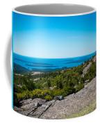 Acadia Blue Coffee Mug