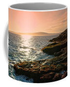Acadia National Park Coffee Mug by Olivier Le Queinec