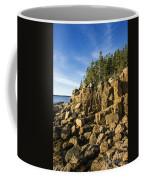 Acadia Seascape Coffee Mug