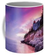 Acadia Sunset Coffee Mug