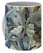 Acanthus Leaf Design Coffee Mug by William Morris