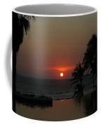 Acapulco Red Coffee Mug
