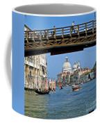 Accademia Bridge In Venice Italy Coffee Mug
