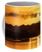 Acela Sunset Coffee Mug