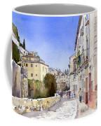 Acera Del Darro Coffee Mug