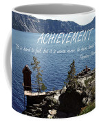 Achieve Coffee Mug