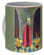 Acolyte With Fire Pots Coffee Mug
