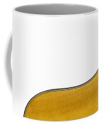 Acoustic Curve Coffee Mug by Bob Orsillo