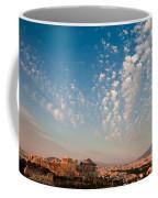 Acropolis Of Athens Coffee Mug