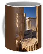 Acropolis Temple Coffee Mug