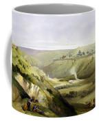 Across Jerusalem Valley Coffee Mug