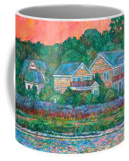 Across The Marsh At Pawleys Island       Coffee Mug