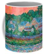 Across The Marsh At Pawleys Island       Coffee Mug by Kendall Kessler