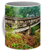 Across The Old Bridge Coffee Mug