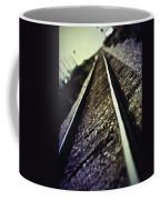 Across The Tracks Coffee Mug