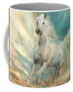 Across The Windswept Sky Coffee Mug
