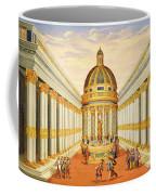 Bacchus Temple Coffee Mug
