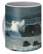 Action On The Rocks Coffee Mug