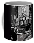 Actor Co-writer Director Orson Welles Premier  Citizen Kane Palace Theater New York  May 1 1941-2014 Coffee Mug