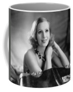 Actress Greta Garbo Coffee Mug
