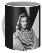 Actress Katharine Hepburn Coffee Mug