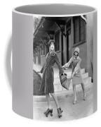 Actresses On Roller Skates Coffee Mug