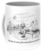 Actually, I'd Written Off The Nineties Coffee Mug