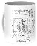 Actually, I'm Hoping What I'm Going To Be When Coffee Mug