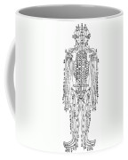 Acupuncture Chart Coffee Mug