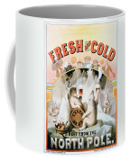 Ad Beer, C1877 Coffee Mug