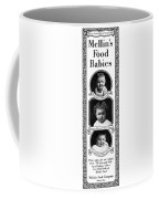 Ad Mellin's Baby Food Coffee Mug