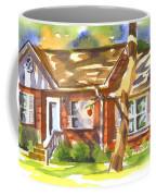 Adams Home Coffee Mug by Kip DeVore