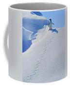 Adelie Penguin On Bergie Bit Coffee Mug