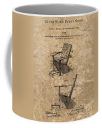 Adirondack Chair Patent Coffee Mug