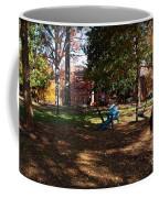 Adirondack Chairs 2 - Davidson College Coffee Mug